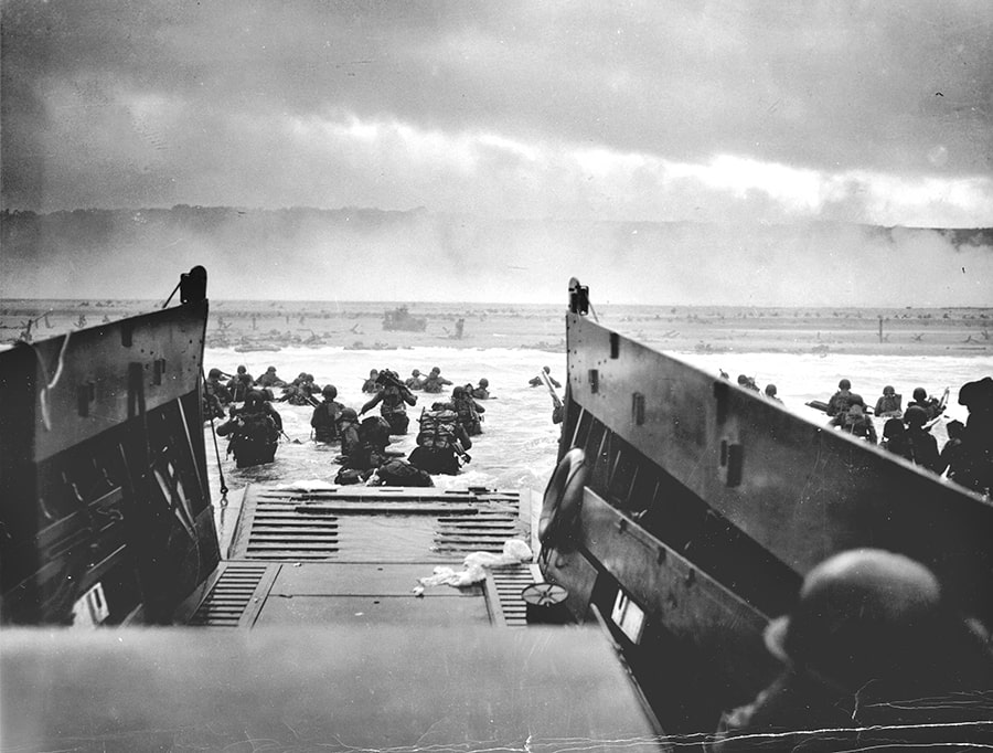 Normandy landings 1944