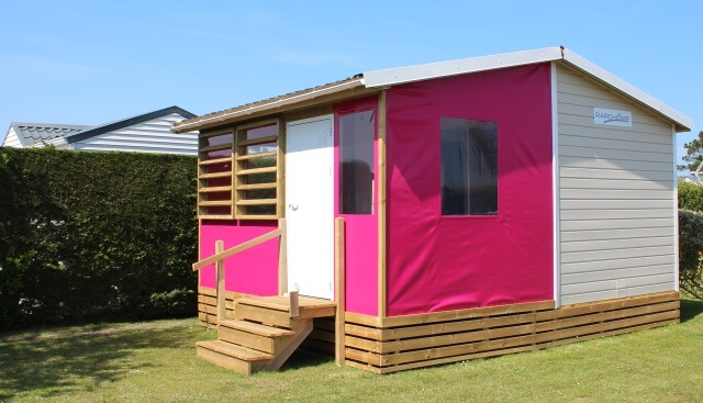rental for hikers in Normandy