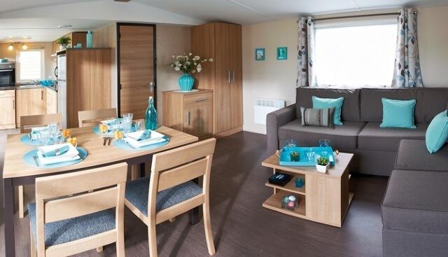 campsite luxury rental in Normandy