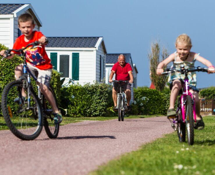 Location vélo camping normandie