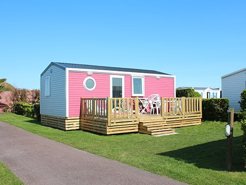 location mobil home 5 personnes cotentin