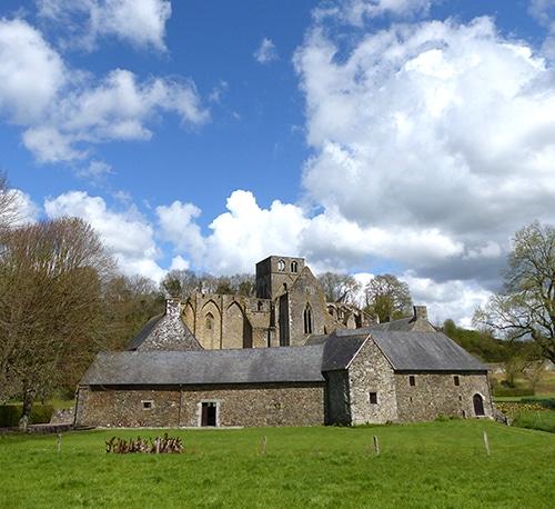 Abbey of Hambye