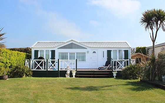 Mobile home rental in La Manche – 5* Campsite Le Cormoran