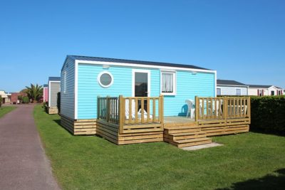 Location mobil home camping cherbourg