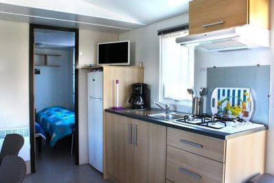 location mobil home littoral normand