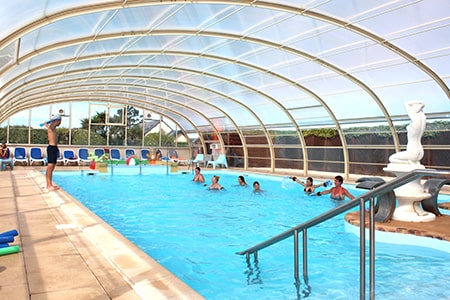campsite normandy aquagym