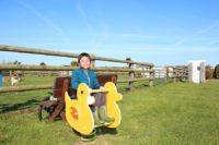 camping basse normandie jeux enfants