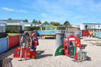 camping normandie jeux enfants