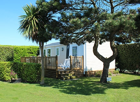mobile home rental in France