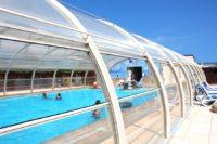 camping manche piscine couverte