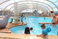 camping normandie piscine bain à bulles