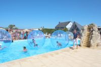 camping normandie piscine chauffée