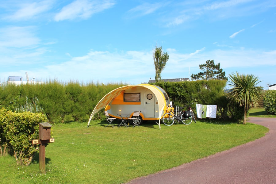 emplacement calme camping basse normandie
