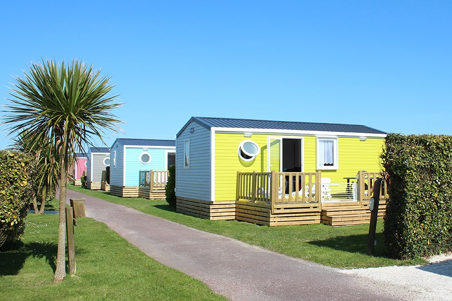 special offer mobile home Normandy