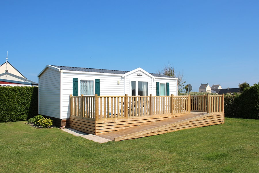 location mobil home handicap normandie