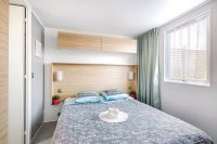 mobil home normandie chambre