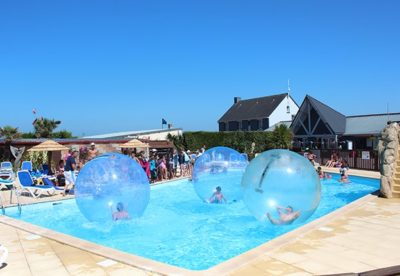 camping normandie animations piscine