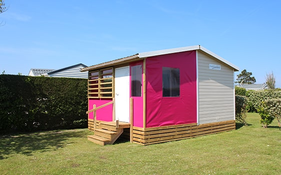 Tithome location camping normandie