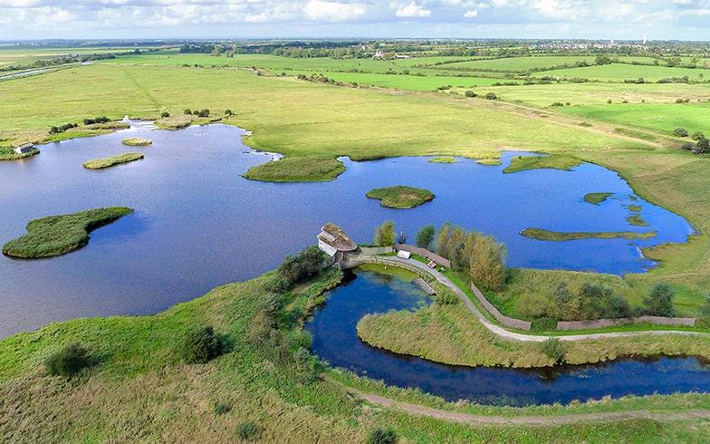 moerasland regionaal park cotentin bessin