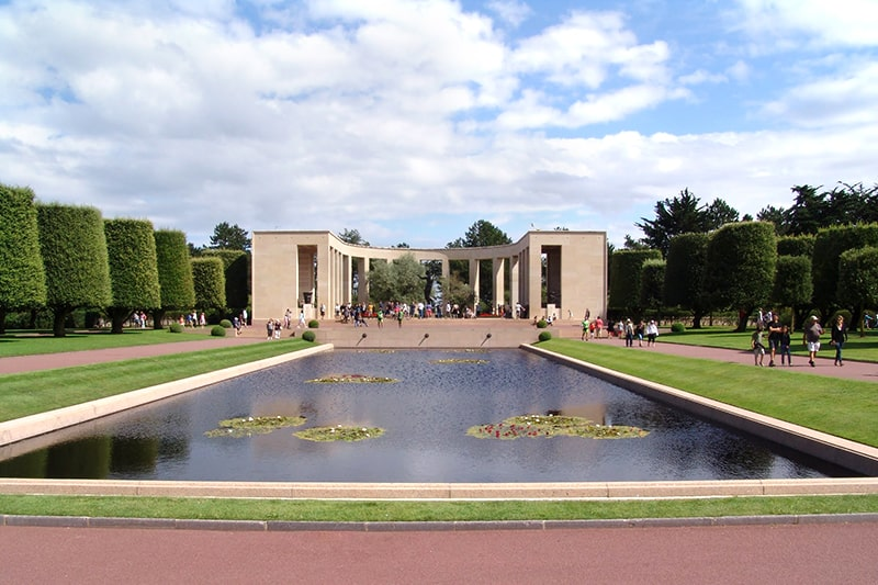 Omaha Amerikanischer Friedhof