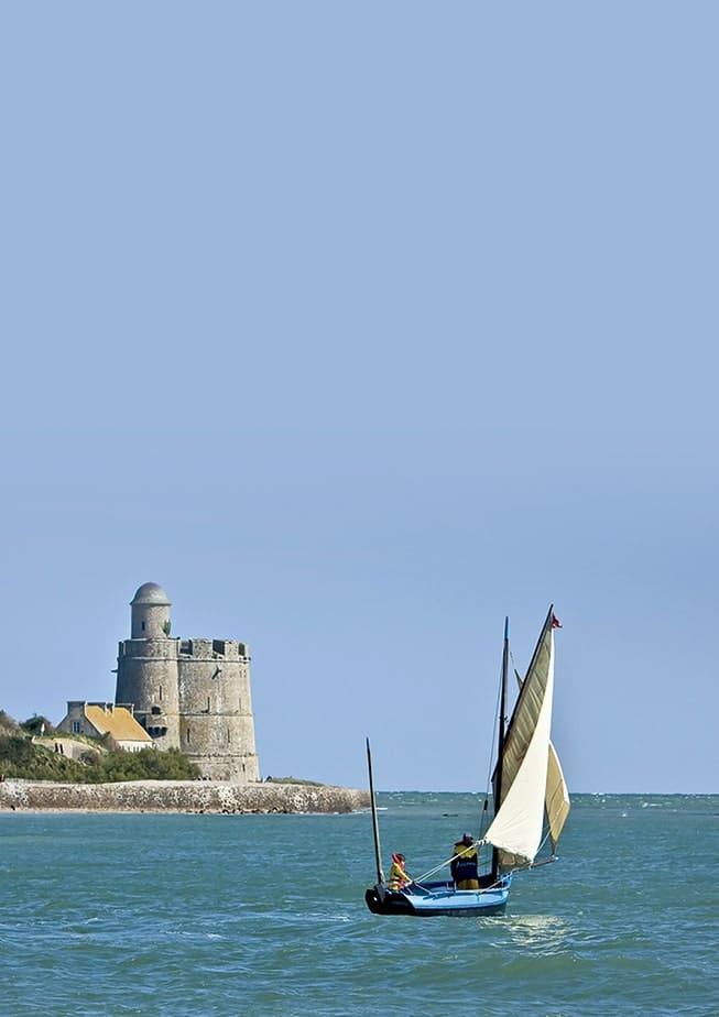 Cotentin Tourisme Tatihou La Presse de la Manche