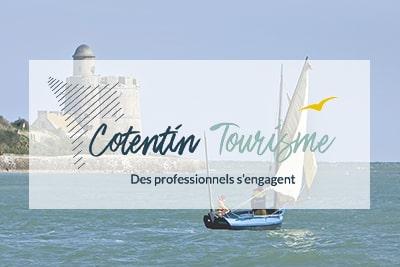 Cotentin Tourisme partenaire du camping Le Cormoran
