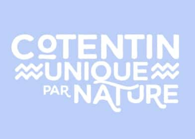 Logo Cotentin Unique par Nature