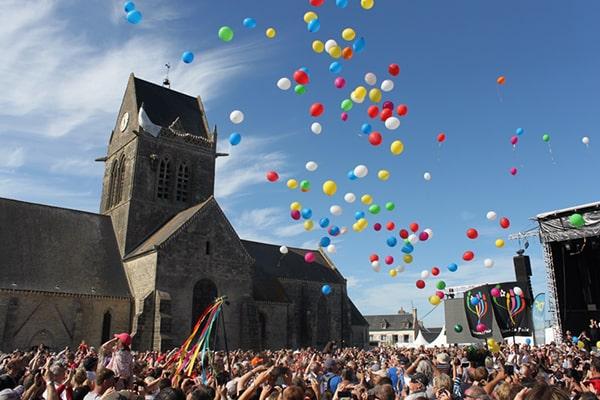 Dday Festival Sainte-mère-eglise