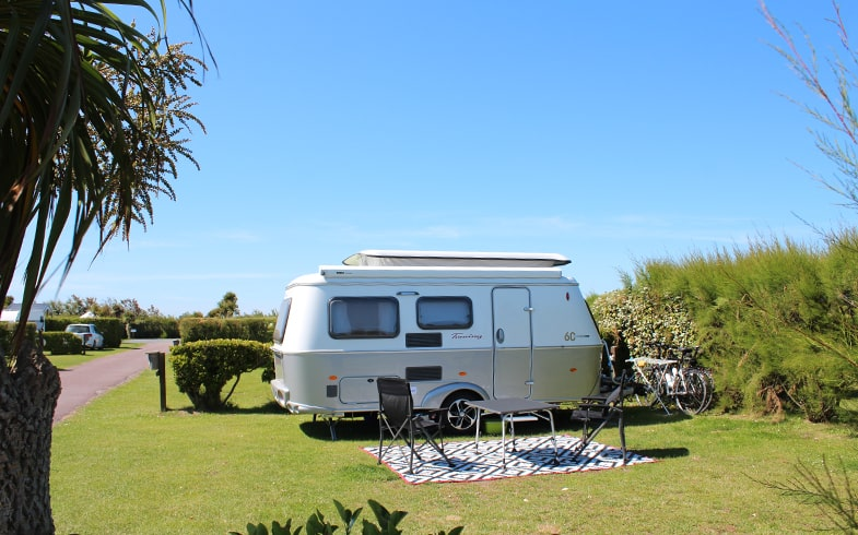 Emplacement camping normandie