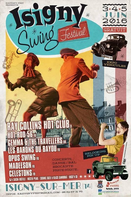 Isigny Swing Festival 2016