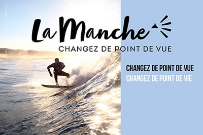 La Manche changez de point de vue
