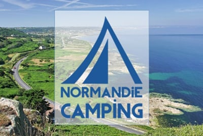 ONC campsite in Normandy