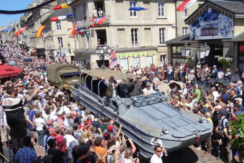 festival d-day normandie