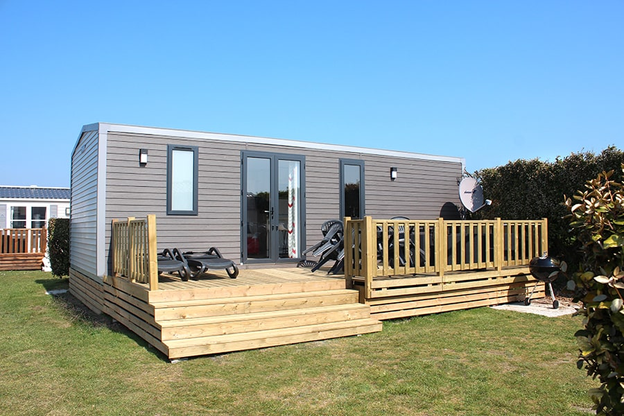 3 bedroom mobile home Normandy