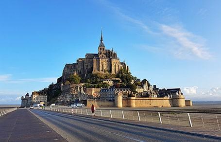 mont-saint-michel visite