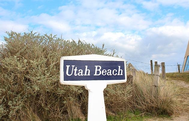 Utah Beach Cotentin