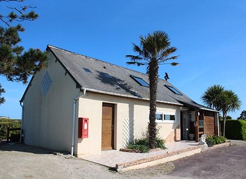 Campingplatz in der Normandie mit modernen sanitären Einrichtungen