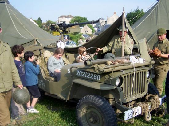 DDay time vehicles